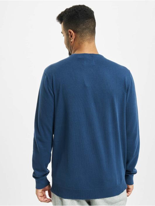 Petrol Industries Sweat & Pull R-Neck Knit bleu