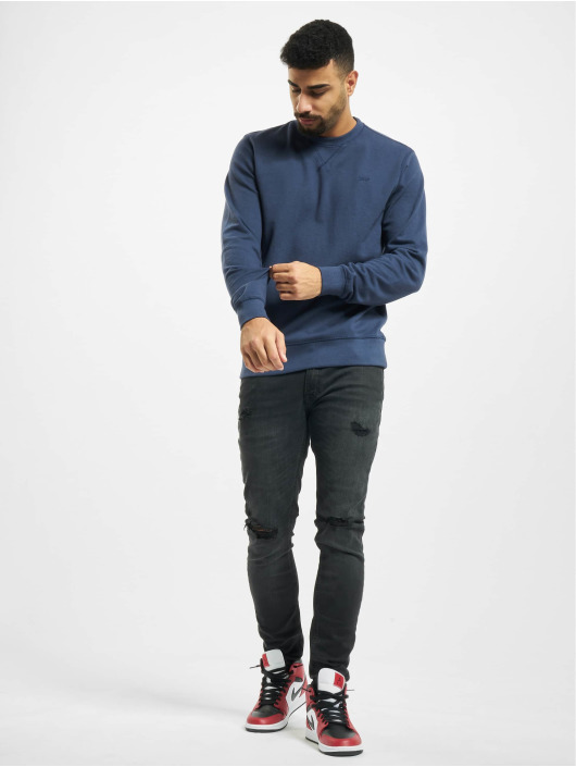 Petrol Industries Sweat & Pull R-Neck bleu