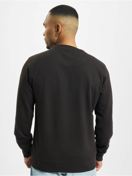 Petrol Industries Sweat & Pull R-Neck noir
