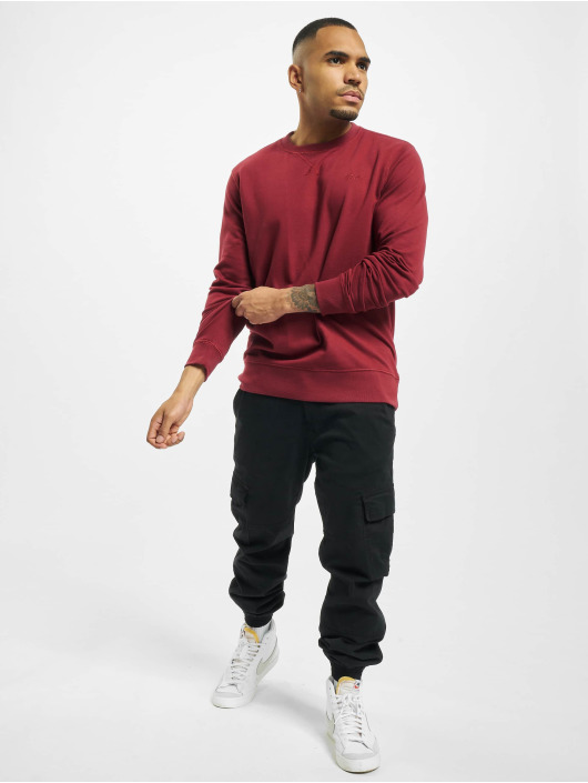 Petrol Industries Sweat & Pull R-Neck rouge