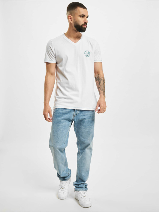 Petrol Industries T-Shirt Men blanc