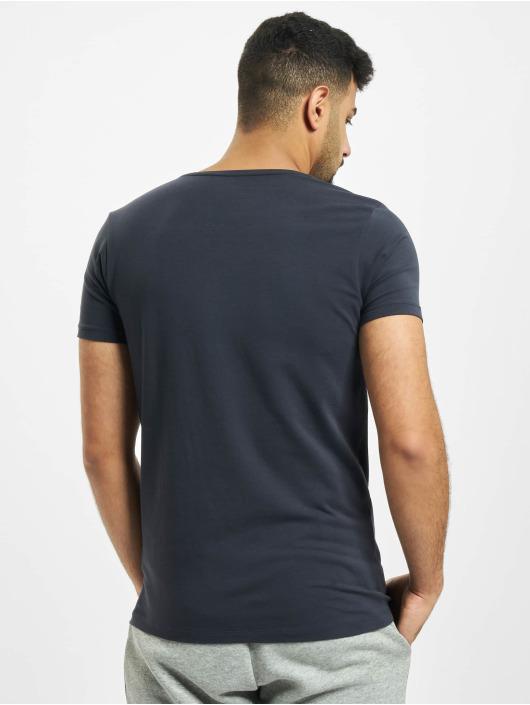 Petrol Industries T-Shirt Basic R-Neck 2-Pack blue