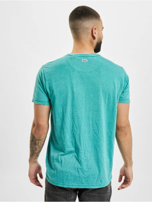 Petrol Industries T-Shirt Men grün