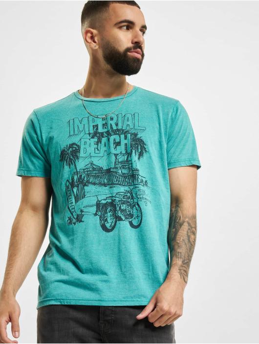 Petrol Industries T-Shirt Men vert