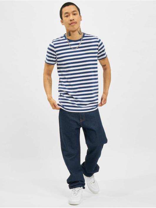 Petrol Industries T-Shirty Men niebieski