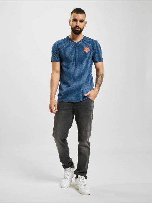 Petrol Industries T-skjorter Men blå