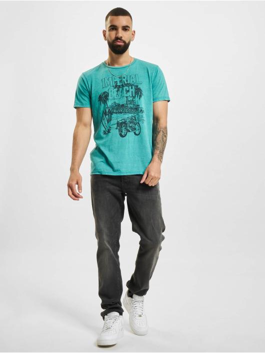 Petrol Industries T-skjorter Men grøn