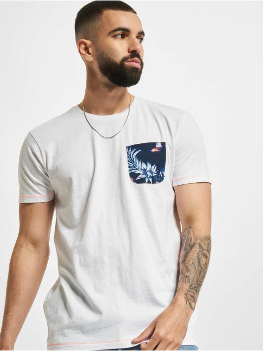 Petrol Industries T-skjorter Men hvit