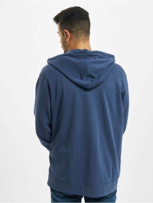 Petrol Industries Zip Hoodie Hooded blau