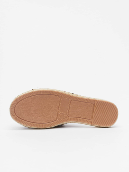 Pieces Badesko/sandaler psAlira brun
