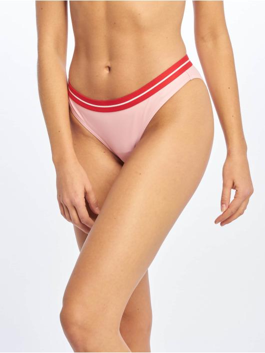 Pieces Bikinis pcBola rosa