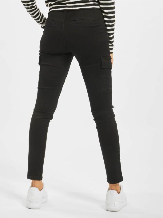 Pieces Cargo pants pcJannica black