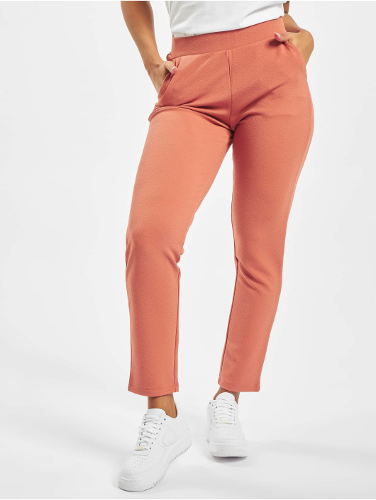 Pieces Chino pcChristina orange