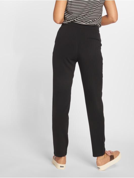 Pieces Chino pants pcFelina black