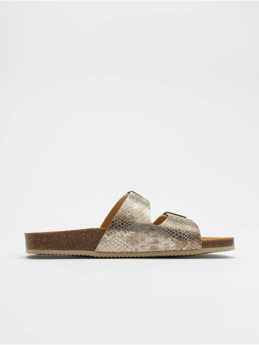 Or Suede Sandales Pieces Pccoco Claquettesamp; 579153 Femme FlJ3TK1c