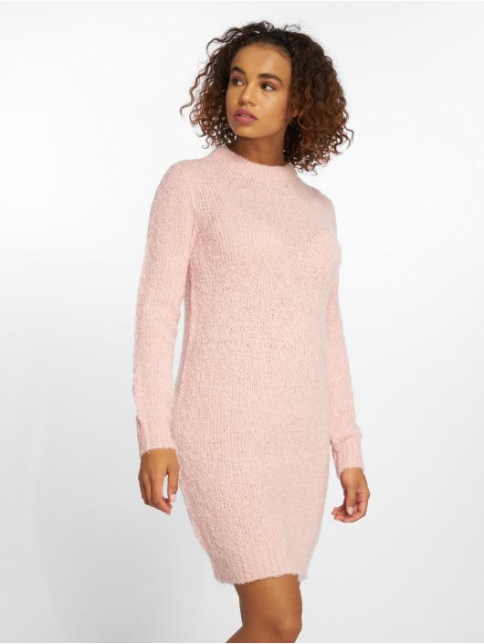 Pieces Gensre Ls Wool rosa