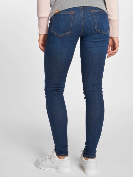 Pieces Jean skinny pcFive Delly B180 bleu