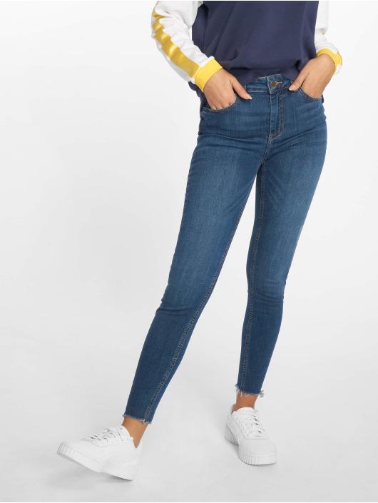 Mw 545704 Pieces B184 Femme Bleu Pcdelly Skinny Jean xhrdQosCBt
