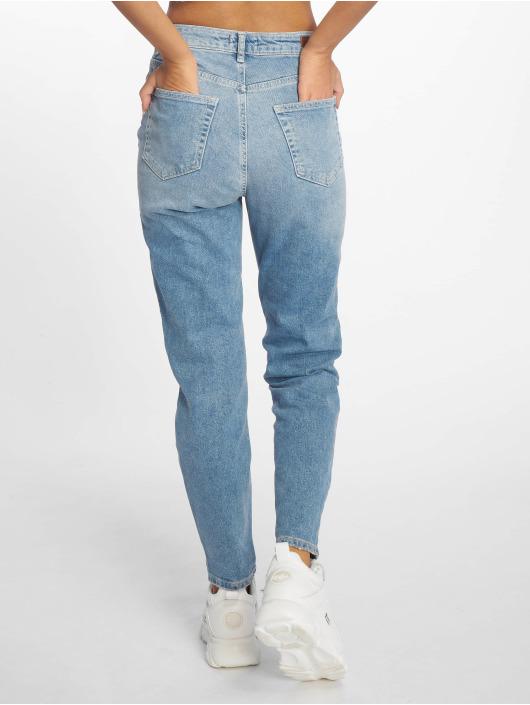Pieces Jeans Maman pcMom Leah Hw bleu
