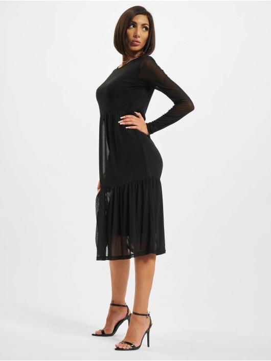 mesh klänning