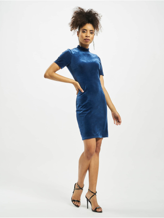 Pieces Kleid pcIvanka blau