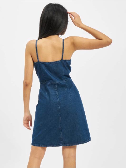 Pieces Kleid pcMalle blau