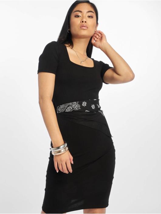 Pieces Kleid pcSalla schwarz