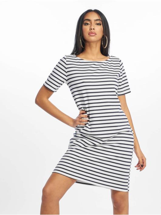 Pieces Kleid pcIngrid Noos Dress weiß