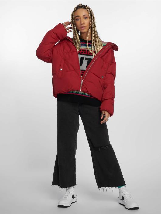 Pieces Lightweight Jacket pcFrankie red