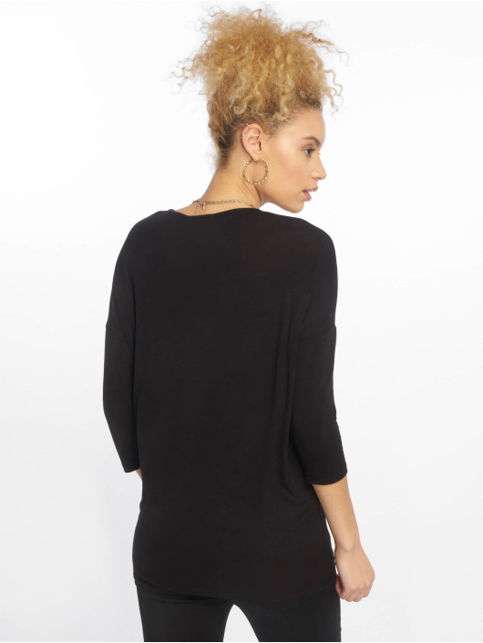 Pieces Longsleeve pcMusthave black