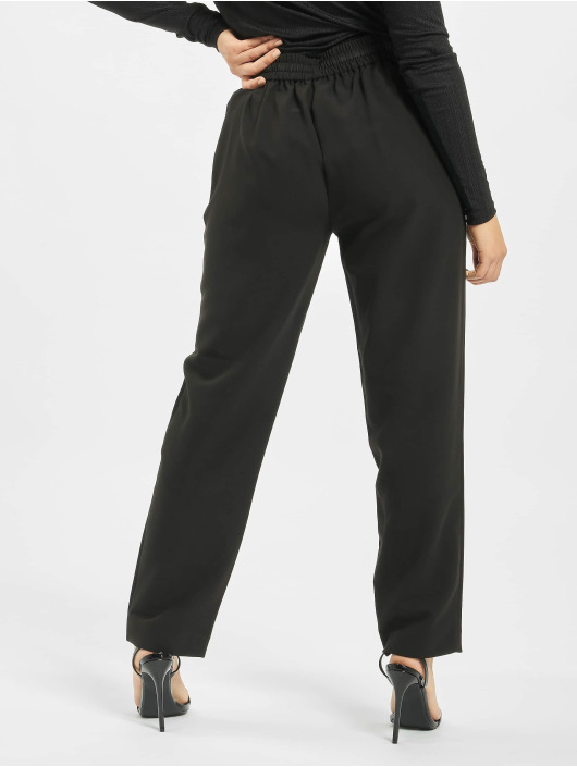 Pieces Pantalon chino PcSia noir