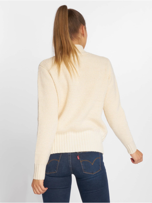 Pieces Pullover pcTenna white