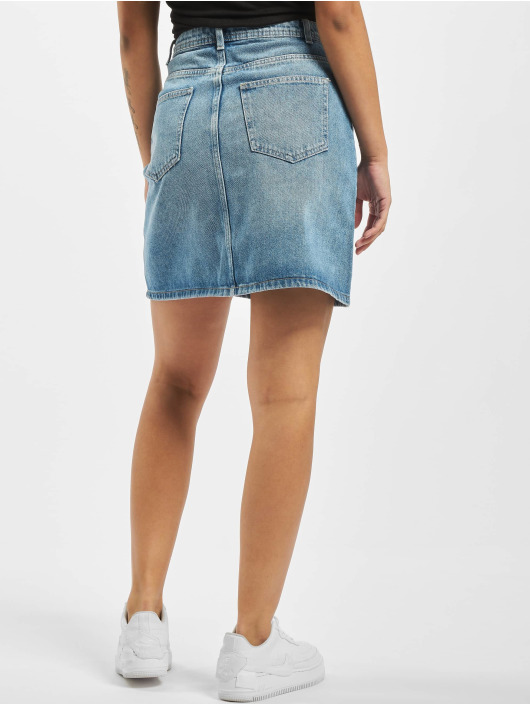 Pieces Rock pcLou Hw Denim Lb133-Vi/ blau