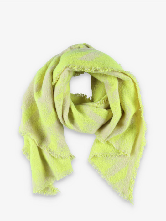 Pieces Scarve / Shawl pcImone yellow