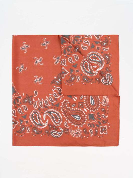 Pieces Scarve pcElba Square red