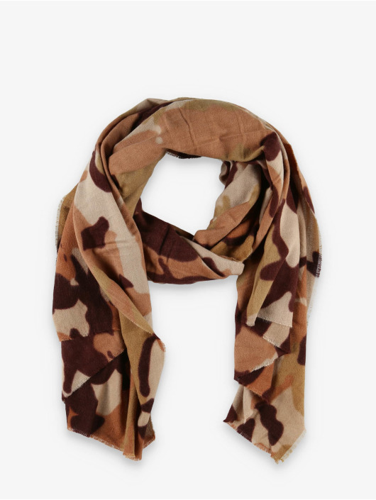 Pieces sjaal pcIsla Long bruin
