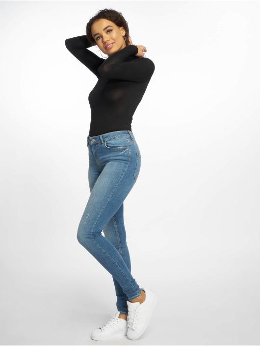 Pieces Skinny Jeans pcDelly B181 Mw blau