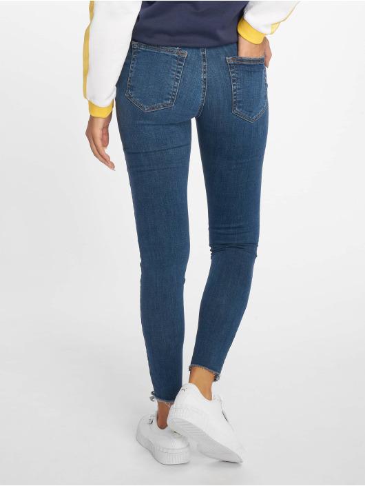 Pieces Skinny Jeans pcDelly B184 Mw blau