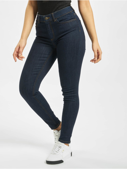 Pieces Skinny Jeans pcDelly blue