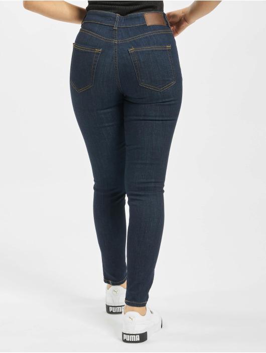 Pieces Skinny Jeans pcDelly niebieski
