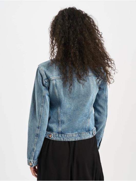 Pieces Spijkerjasjes pcLou Denim blauw