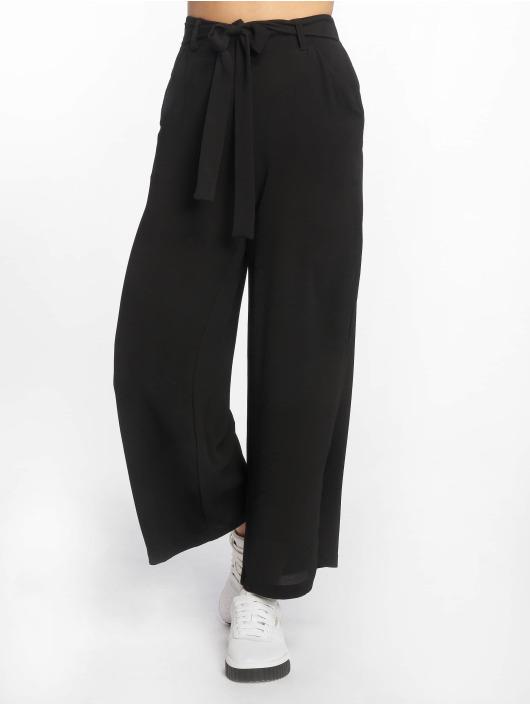 Pieces Spodnie wizytowe pcNellie Noos czarny