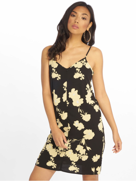 Pieces Sukienki pcCarlasofie czarny