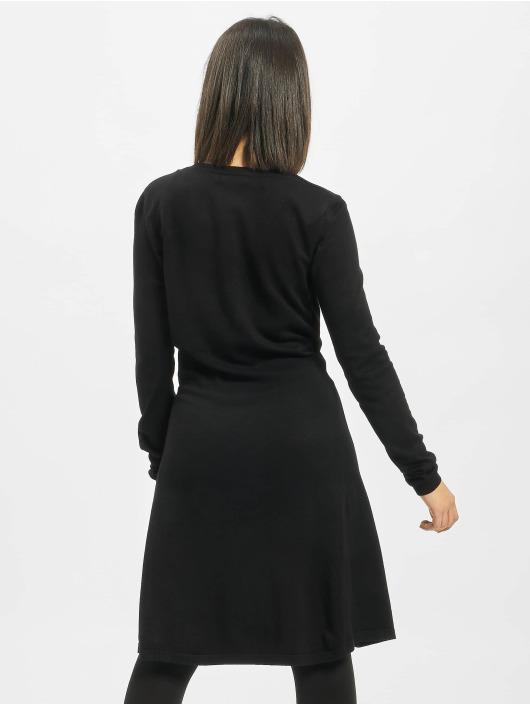 Pieces Sukienki pcJasmin czarny