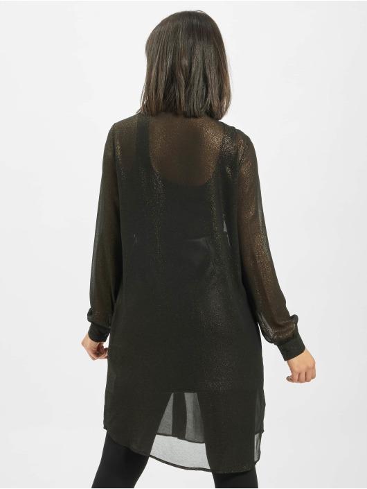 Pieces Sukienki pcJacklyn czarny