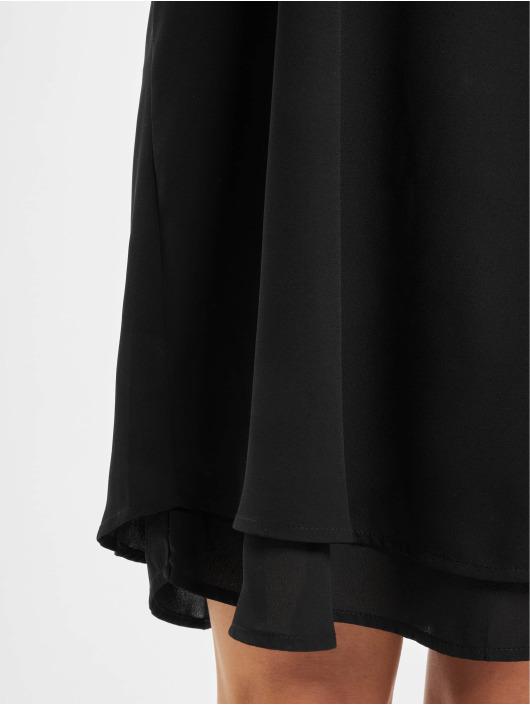 Pieces Sukienki Pcbodil New Slip czarny