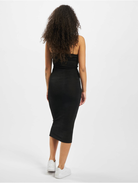 Pieces Sukienki pcAlba Strap czarny