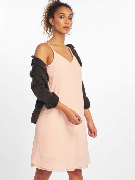 Pieces Sukienki pcKaysa rózowy