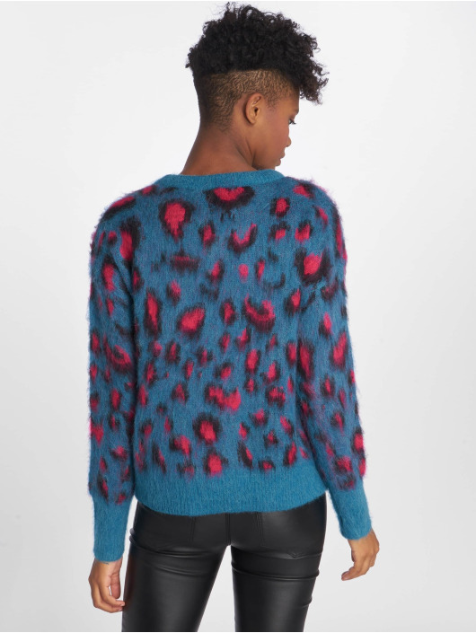 Pctate Bleu Femme 521693 Wool Pieces Pull Sweatamp; N8Ovm0ynw