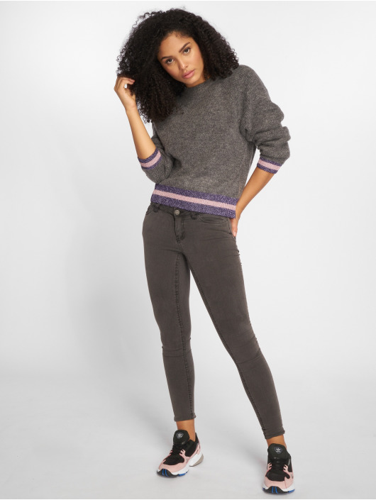 Pieces Sweat & Pull pcFaydel gris
